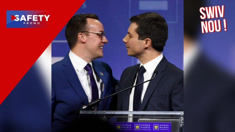 États-Unis : le ministre gay Pete Buttigieg accueille son premier enfant avec son mari