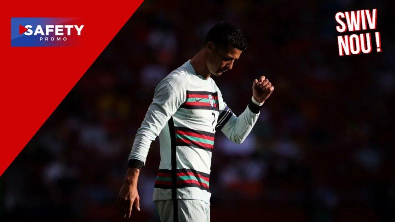 Cristiano Ronaldo et Manchester City sont tombés d'accord !
