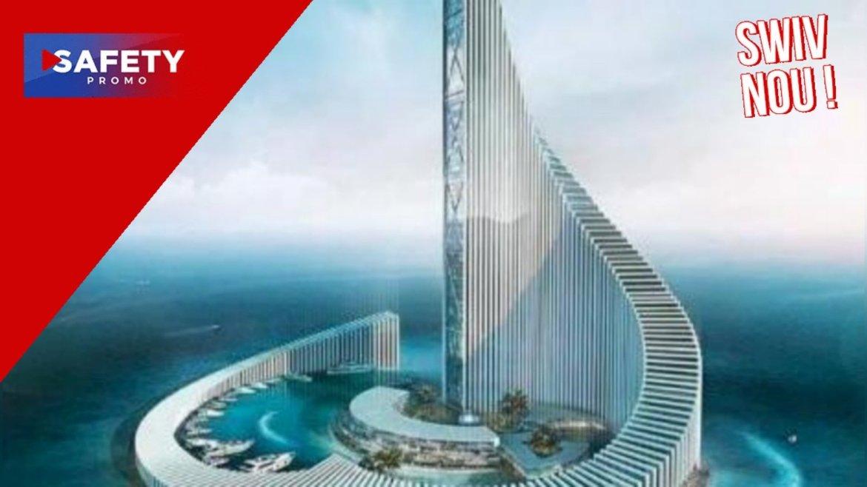Zanzibar donne son feu vert à la construction d'une tour de 70 étages sur une île artificielle