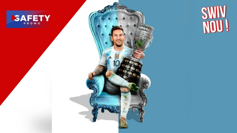 Lionel Messi bat le record de Pelé