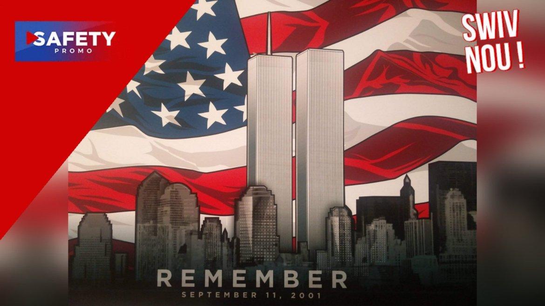 Attentats du 11-Septembre : vingt ans après, l'Amérique rend hommage aux 3 000 morts