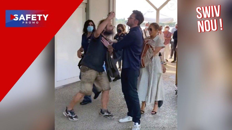 Ben Affleck : Altercation physique avec un fan trop collant avec Jennifer Lopez