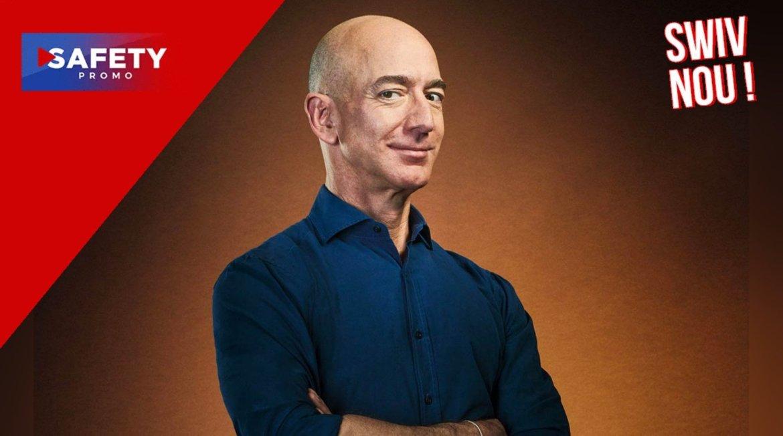 Jeff Bezos veut combattre le vieillissement humain