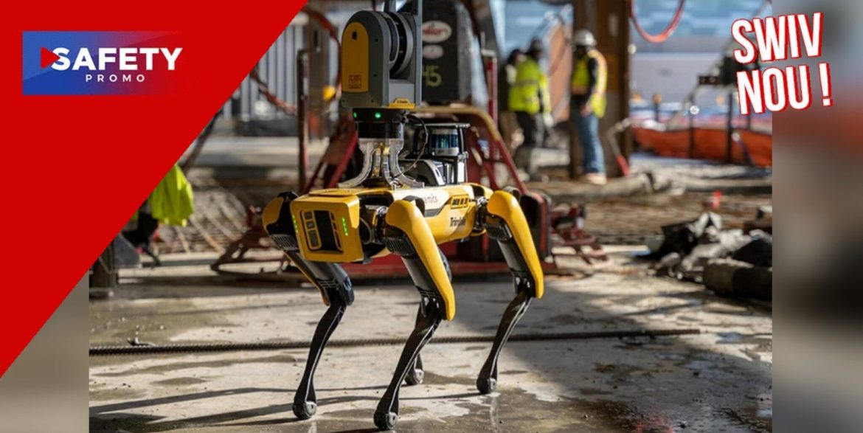 News. Hyundai engage les robots de Boston Dynamics comme gardiens de nuit