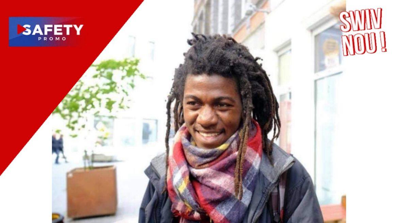 L'écrivain haïtien Jean D'Amérique, lauréat du prix RFI Théâtre 2021
