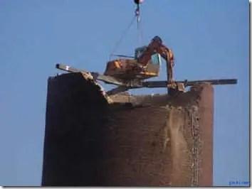 unsafe demolition