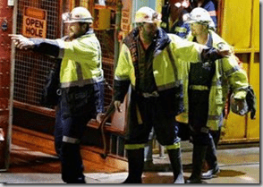 beaconsfield mine collapse