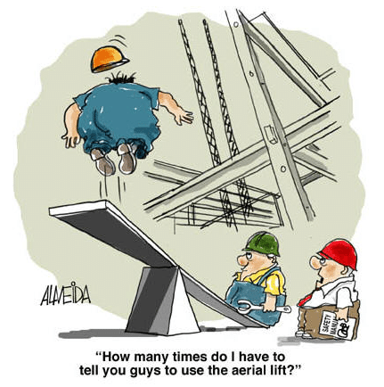 Safety Cartoons Free - SafetyRisk net