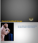 Free Ebook–Chemical Handling and Storage