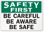 Is Safety a Choice You Make?