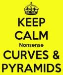 Nonsense Curves and Pyramids