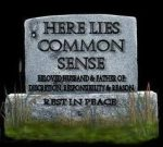 """Is there """"Common Sense"""" in safety?"""