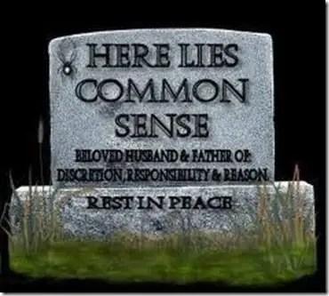 common sense rip
