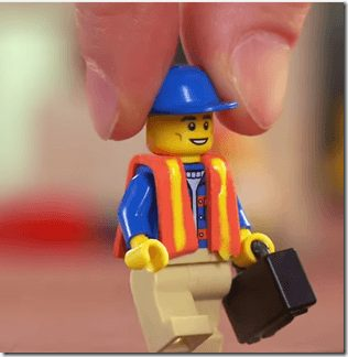 safety lego