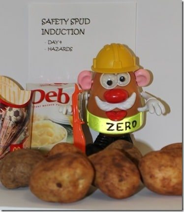 safety spud induction