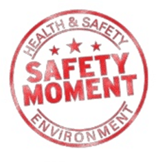 Safety Moments Examples, Tips and Resources - SafetyRisk net