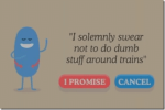 Dumb Ways to Die Doesn't Work