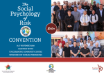 Free Social Psychology of Risk Convention