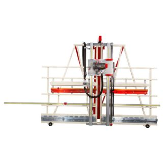 Industrial and accurate panel saw