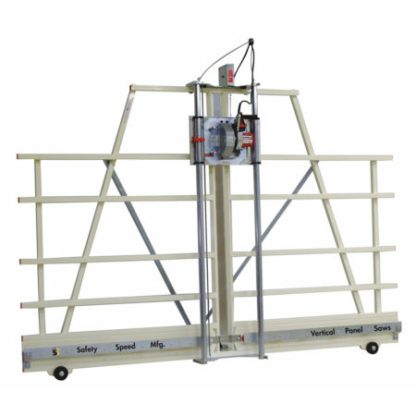 vertical saw for making cabinets and furniture