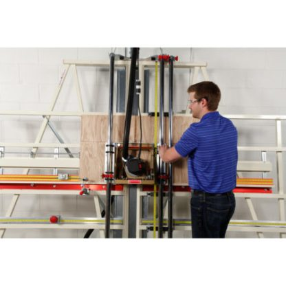router and vertical saw, the ideal woodworking tool for cabinet and furniture makers