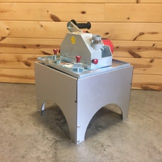 carriage stand for vertical panel saws and other accessories