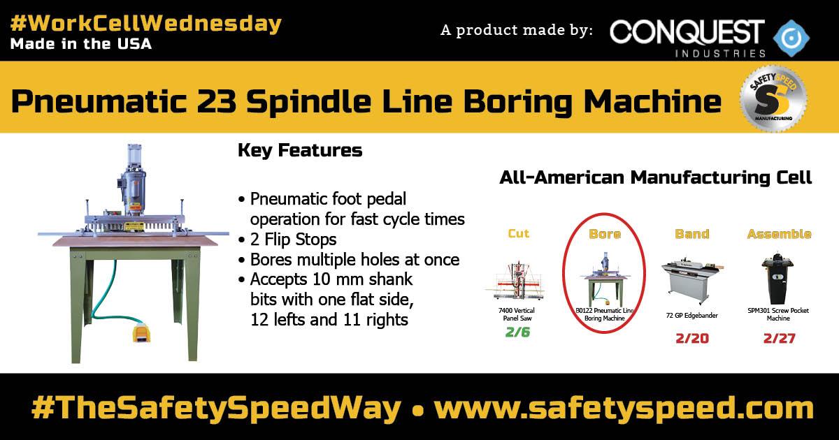 line boring machine