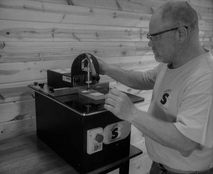 pocket hole joinery machine
