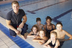 American Red Cross Swim Coach