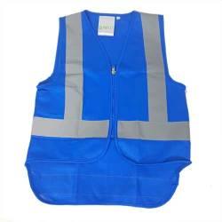 Blue Child Vest