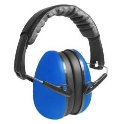 Dark Blue child earmuffs