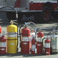 Fire Extinguishers & Hazard Safety
