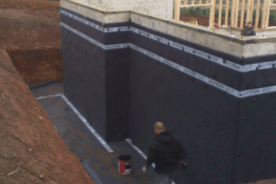 foundation waterproofing safe method statement