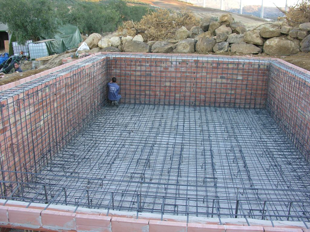 Method Statement for Civil Works for Swimming Pool Installation