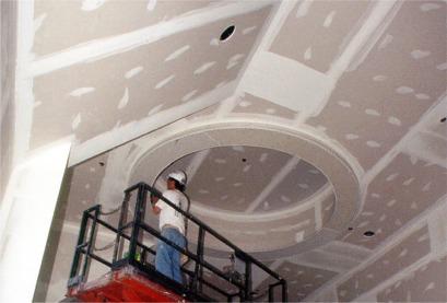 Safe work Method of Statement Installation of Gypsum Board Ceiling