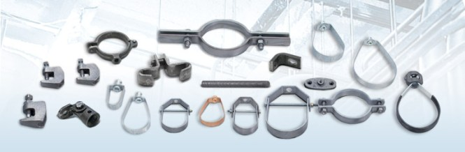 pipe hangers and supports specifications
