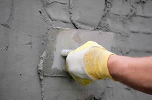 plastering work method of statement