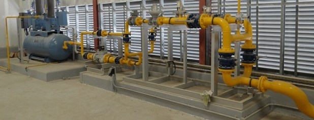 SNG Gas System Installation Method Of Statement
