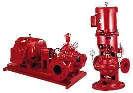 Installation of Fire Water Pump