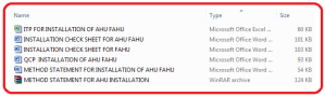 Download_Method_Statement_For_Air_Handling_Unit_AHU_FAHU_Installation