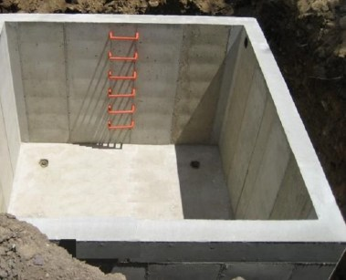 Construction Of Cast In-Situ Concrete Water Tank