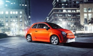 The All New Fiat 500e