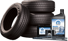 Mopar Parts and Service