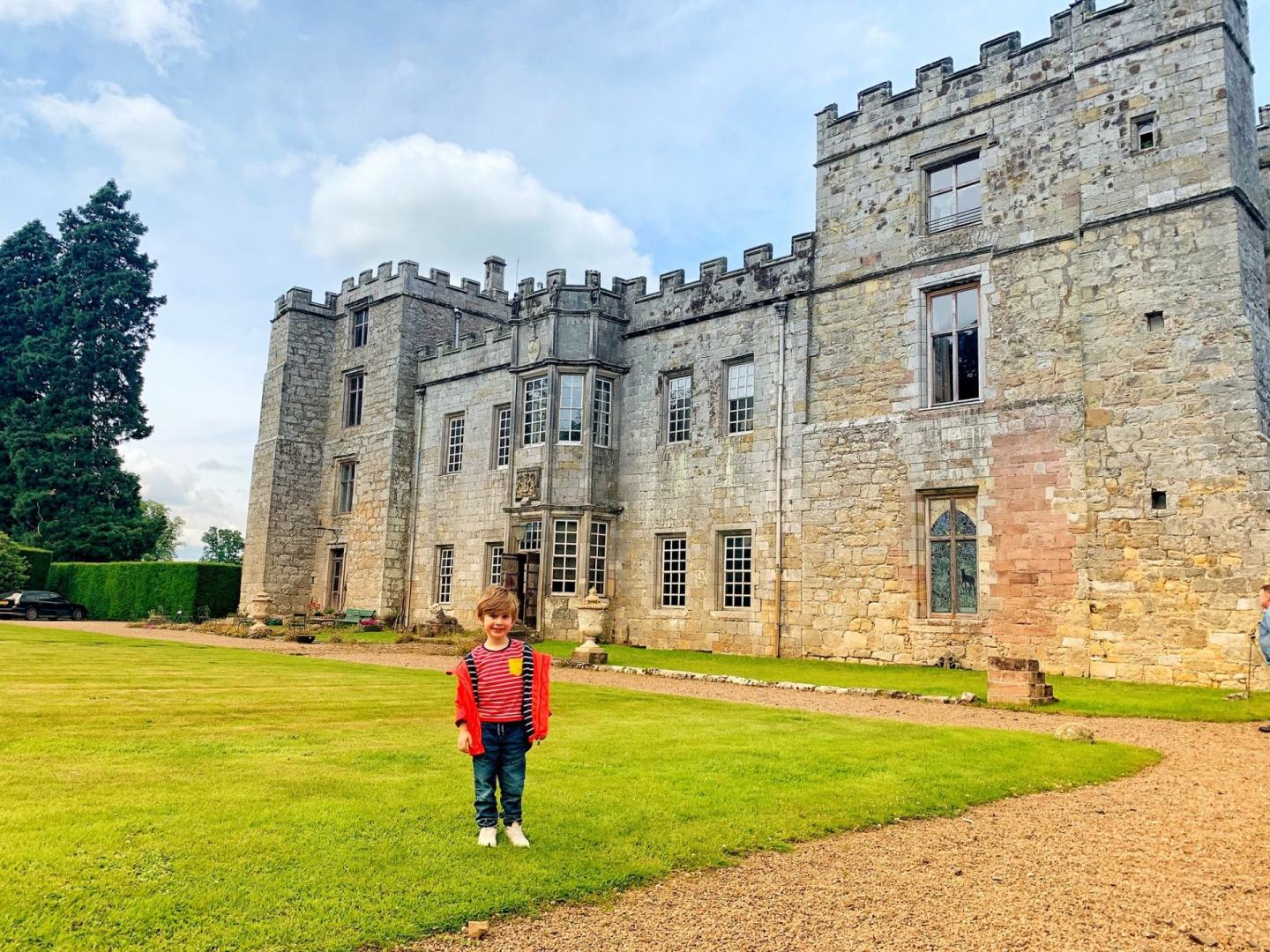 Is Chillingham Castle is a good place to visit for families?