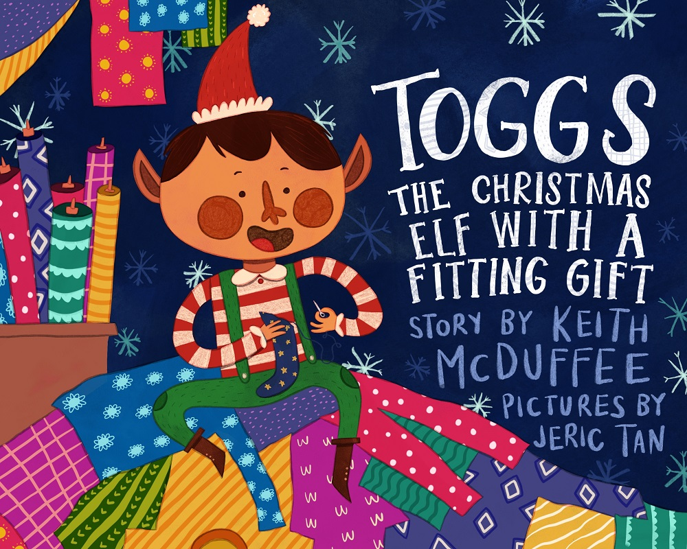 Children's picture books for Christmas