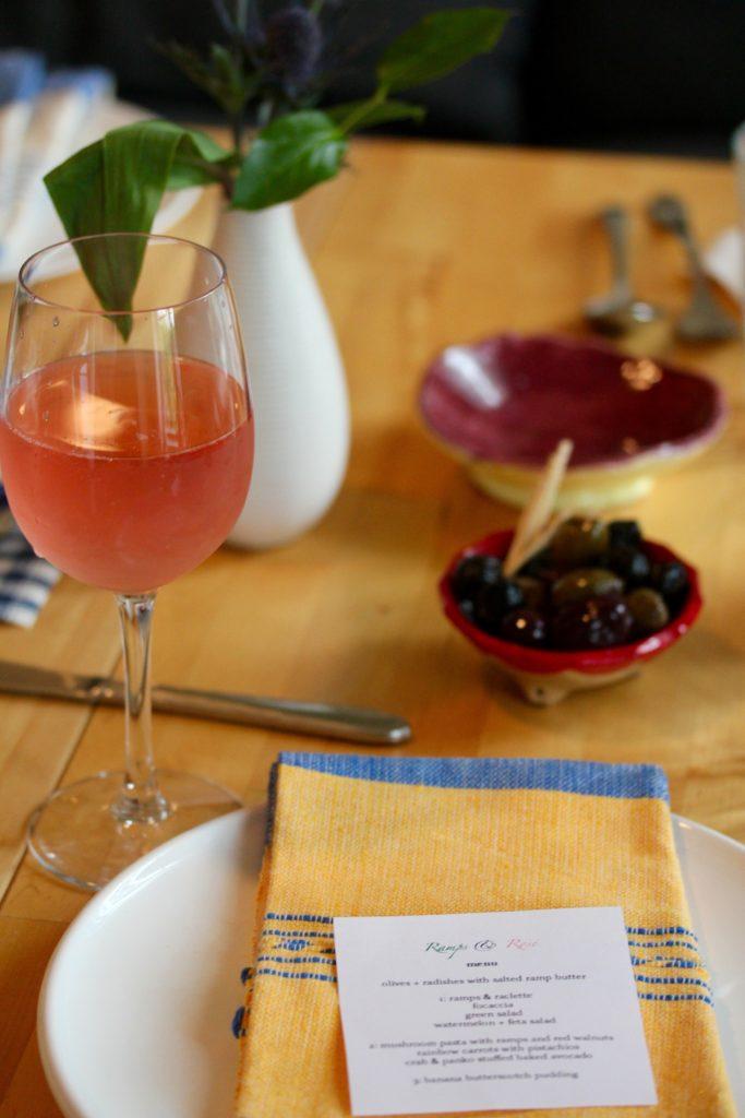 summer aperitif