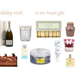 10 très French gifts