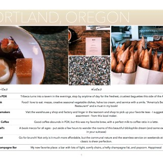 Guide to Portland