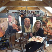Great Chefs of Britain exhibition at The Old Coastguard, Mousehole