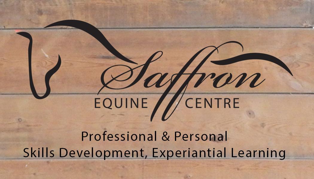 Saffron Equine Centre logo